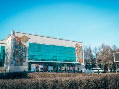 Народный казачий ансамбль «Раздолица» на благотворительном концерте в Бугульме