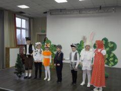 Ежегодный фестиваль семейных театров «Дебют» во дворце культуры имени Хузангая