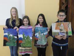 Мастер-класс по рисованию праздничной открытки ко Дню народного единства