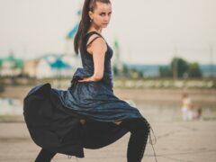 День рождения руководителя и балетмейстера ансамбля эстрадного танца «Синяя птица»
