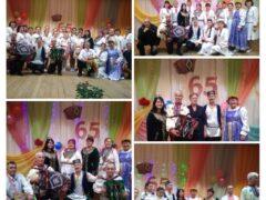 Народный ансамбль татарской песни «Ялкын» на юбилейном концерте в честь друга МБУК МК «Победа» Алексея Николаевича
