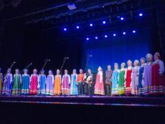 Концерт «Пусть будет мир»,  посвященный Открытию Года памяти и славы