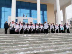 Концерт, посвященный Дню российского студенчества