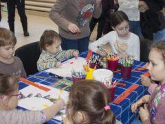Мастер-класс по весенней закладке для книг для детей от ИЗО-студии «Веселый карандаш»