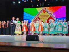Победа 2 народных коллективов ДК Хузангая в республиканском фестиваль-конкурсе любительских творческих коллективов