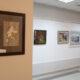 Выставка «Человек и малая родина» с участием художника-преподавателя из Дворца культуры имени П.П. Хузангая — Олега Валерьевича Романова