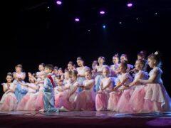 Концерт «…А в городе весна!», посвященный женскому празднику 8 марта в ДК Хузангая