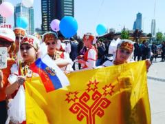 Коллектив ДК Хузангая «Cиняя птица» в международном онлайн фестиваль-конкурсе