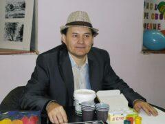 Проект ДК имени П.П. Хузангая — «В гостях у художника Романова Олега»
