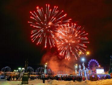 Дистанционный конкурс «С Новым Годом, моя Чувашия»